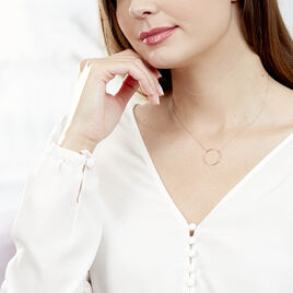 Collier Pink Or Rose - Bijoux Femme | Histoire d'Or