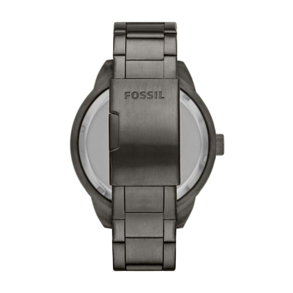 Montre  Fossil Bronson Twist Noir - Montres Homme | Histoire d'Or