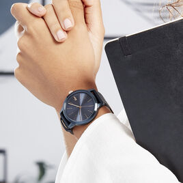 Montre Lacoste 12.12 Bleu - Montres tendances Femme | Histoire d'Or