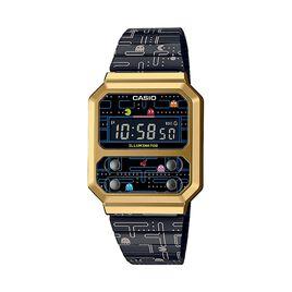 Montre Casio Collection Pac Man Gris - Montres Famille | Histoire d'Or