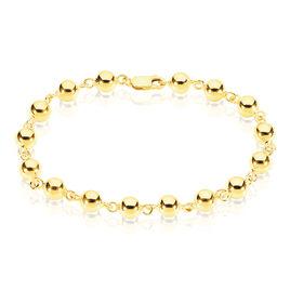 Bracelet Chaine Or Jaune Maille - Bracelets chaîne Femme | Histoire d'Or