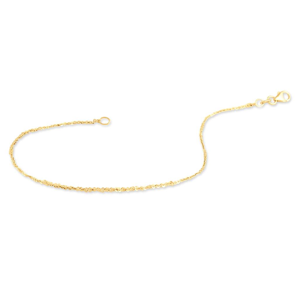 Bracelet Auristelle Or Jaune - Bracelets chaîne Femme | Histoire d'Or