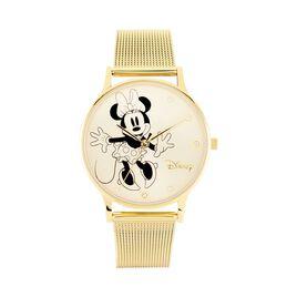 Montre Disney Doré - Montres Femme | Histoire d'Or