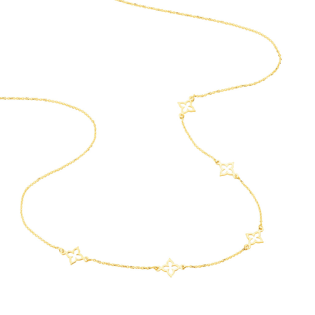Collier Kalia Or Jaune