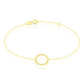 Bracelet Elizabeta Or Jaune - Bijoux Femme | Histoire d'Or