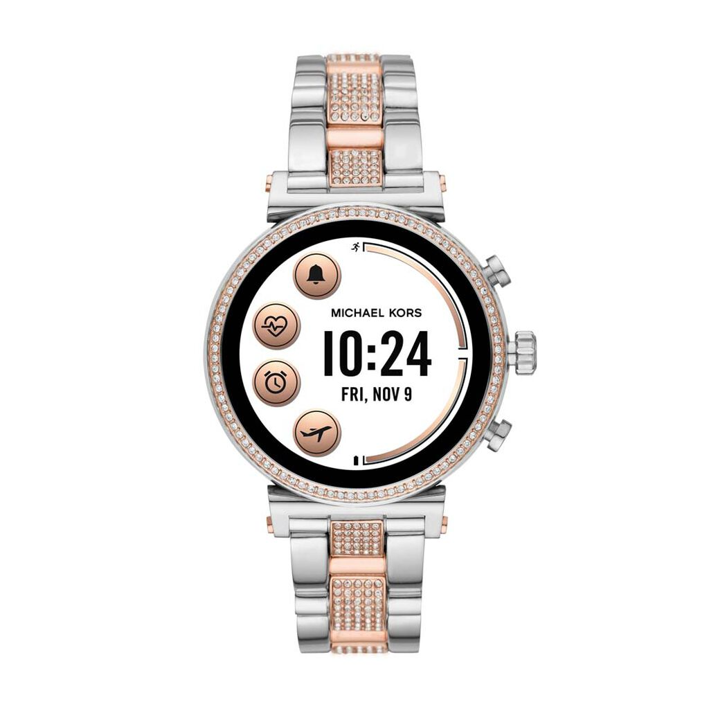 Montre Connectée Michael Kors Full Display Sofie
