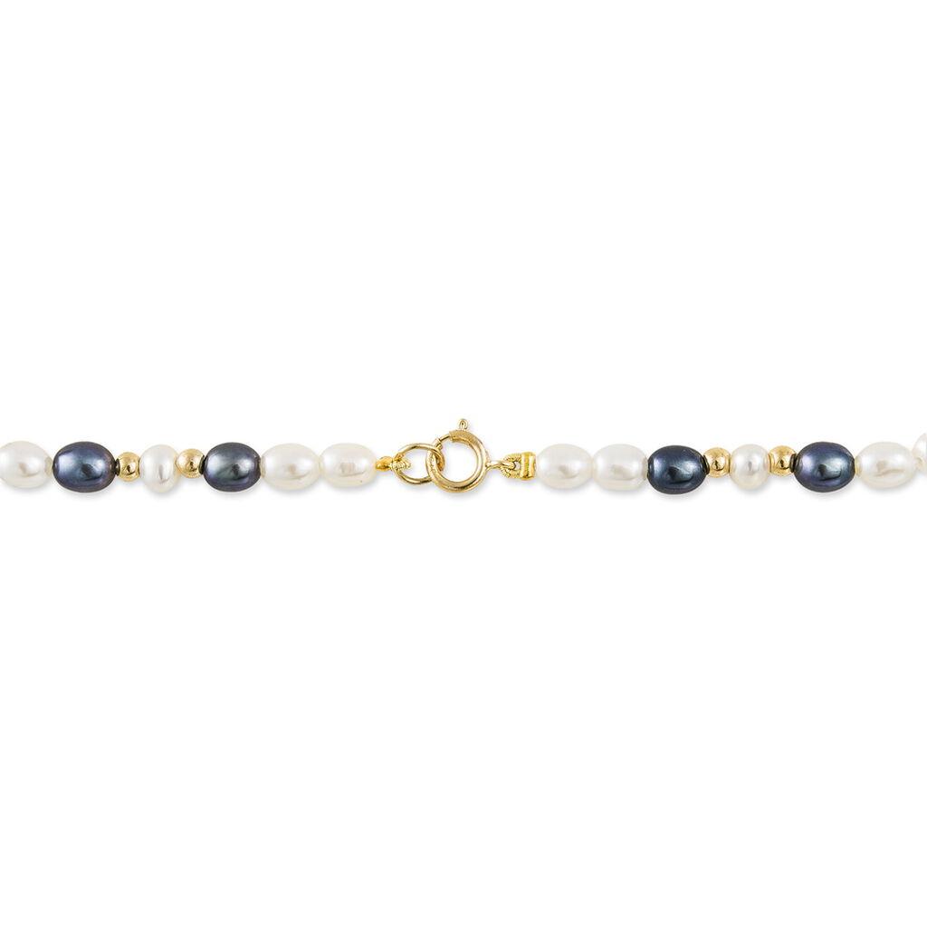 Bracelet Sissie Or Jaune Perle De Culture - Bijoux Femme | Histoire d'Or