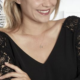 Collier Syrena Or Jaune Diamant - Bijoux Femme | Histoire d'Or