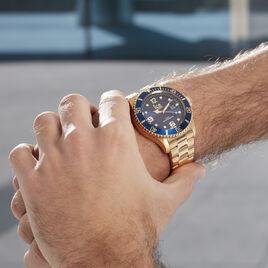 Montre Ice Watch Steel Bleu - Montres tendances Homme   Histoire d'Or