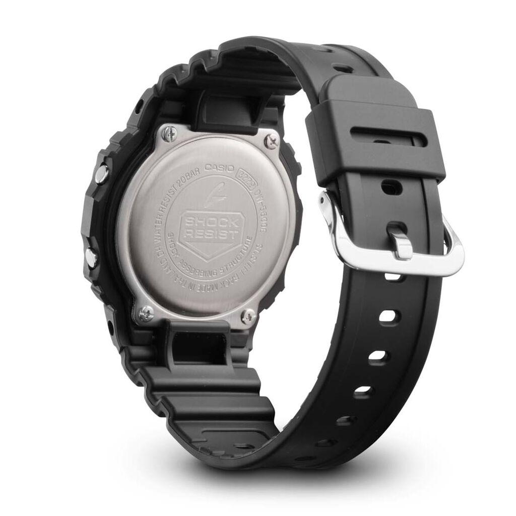 Montre Casio G-shock Black & White Gris - Montres Homme | Histoire d'Or