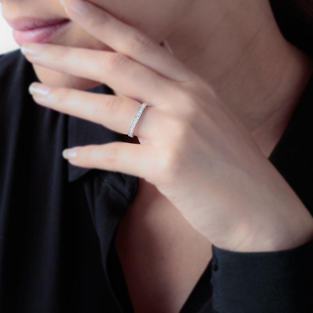 Demi Alliance Or Jaune Collection Juliette - Alliances Femme   Histoire d'Or