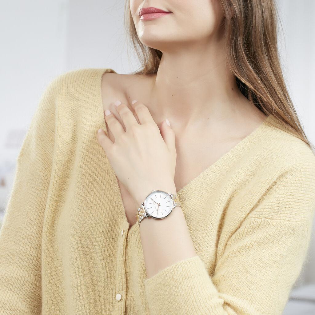 Montre Michael Kors Pyper Blanc - Montres tendances Femme | Histoire d'Or