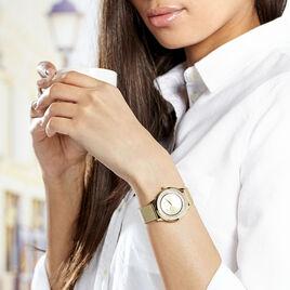 Montre Codhor Bea Champagne - Montres classiques Femme | Histoire d'Or