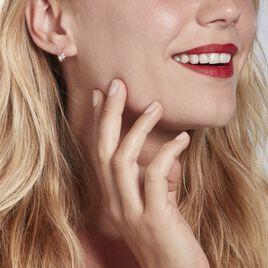 Boucles D'oreilles Pendantes Gredel Or Jaune  Oxyde - Boucles d'Oreilles Coeur Femme | Histoire d'Or