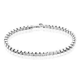 Bracelet Argent Rhodié Gustin - Bracelets chaîne Femme | Histoire d'Or