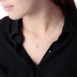 Pendentif Noeline Or Jaune Diamant - Pendentifs Femme | Histoire d'Or