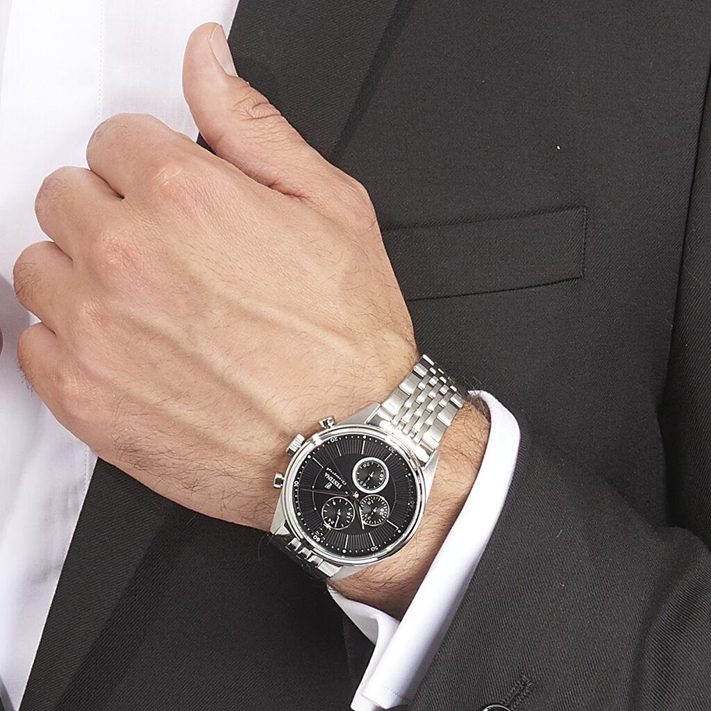 Montre Festina Timeless Chronograph Noir - Montres Homme   Histoire d'Or