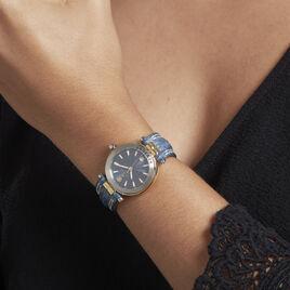 Montre Michel Herbelin Newport Bleu - Montres Femme   Histoire d'Or