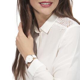 Montre Daniel Wellington Classic Bondi Blanc - Montres tendances Femme | Histoire d'Or