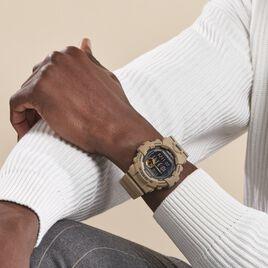 Montre Casio G-shock Ruben Gris - Montres sport Homme   Histoire d'Or