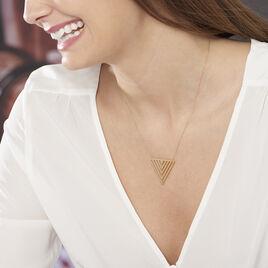 Collier Crezia Or Jaune - Bijoux Femme | Histoire d'Or