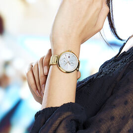 Montre Tommy Hilfiger Angela Blanc - Montres Femme | Histoire d'Or
