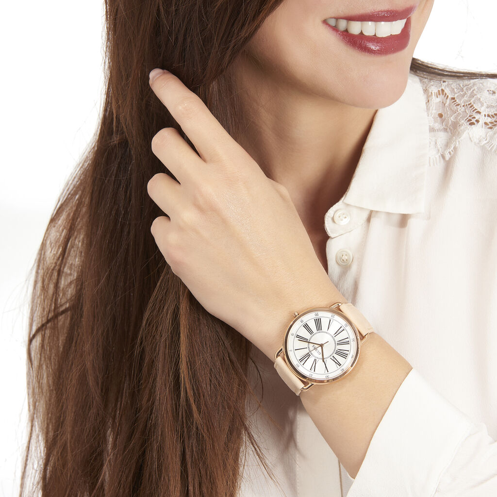 Montre Guess Kennedy Blanc