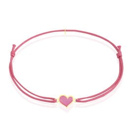 Bracelet Neline Or Jaune - Bracelets Coeur Femme   Histoire d'Or