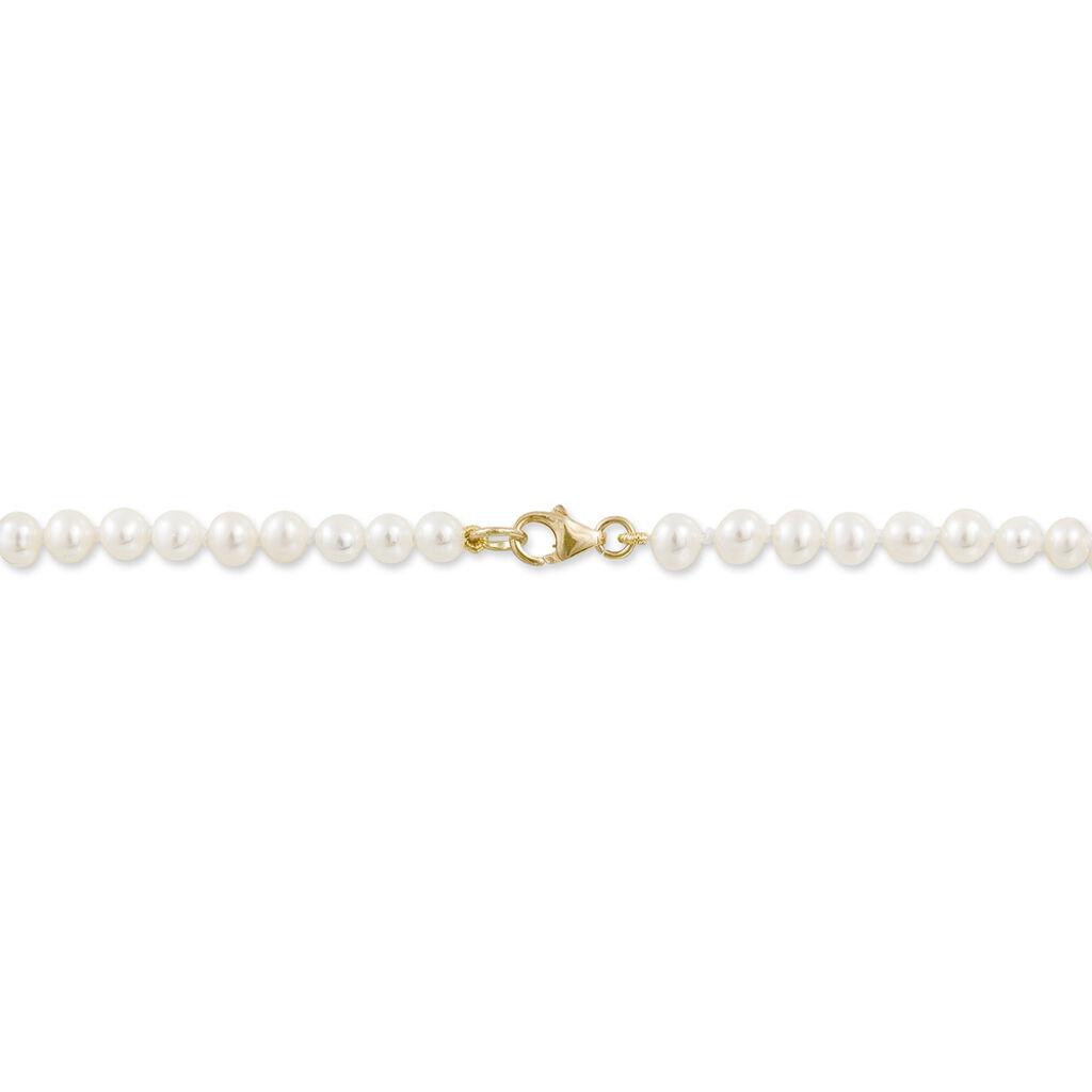 Bracelet Macy Or Jaune Perle De Culture - Bijoux Femme | Histoire d'Or