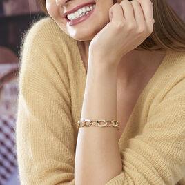 Bracelet 12mm Or Jaune - Bijoux Femme | Histoire d'Or
