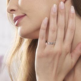 Bague Or Et Diamants - Bagues avec pierre Femme   Histoire d'Or