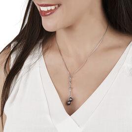 Collier Argent Perles De Culture - Bijoux Femme | Histoire d'Or