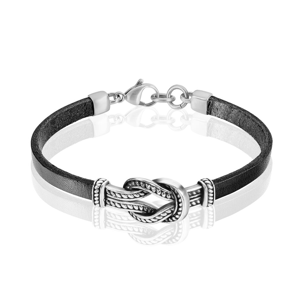 Bracelet Gerry Acier Blanc