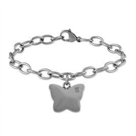 Bracelet Acier - Bracelets Papillon Femme | Histoire d'Or