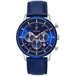 Montre Pierre Lannier Collection Elegance Bleu - Montres Homme | Histoire d'Or