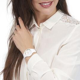 Montre Ice Watch Glam Blanc - Montres sport Femme   Histoire d'Or
