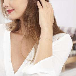 Bracelet Eleonora Or Jaune - Bijoux Femme | Histoire d'Or