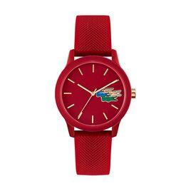 Montre Lacoste.12.12 Holiday Capsule Rouge - Montres Femme   Histoire d'Or
