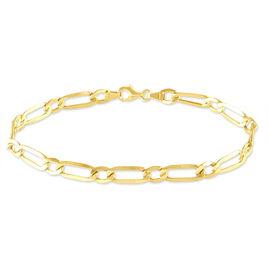 Bracelet Alyzeaae Or Jaune - Bracelets chaîne Homme | Histoire d'Or
