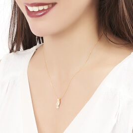Collier Ceylian Or Jaune Diamant - Bijoux Femme | Histoire d'Or