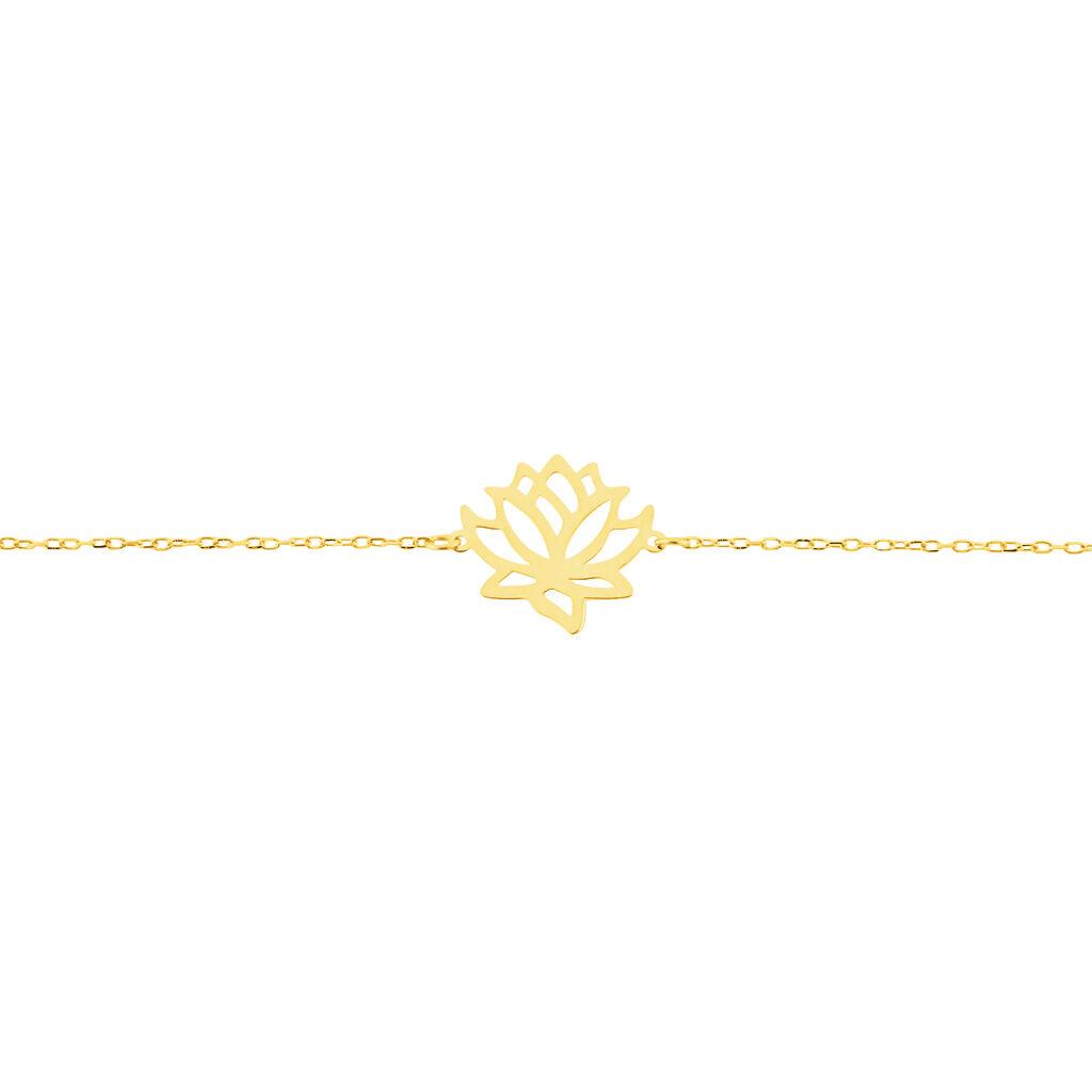 Bracelet Nevia Or Jaune - Bijoux Femme | Histoire d'Or