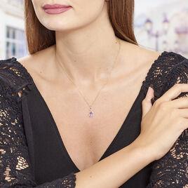 Collier Or Amethyste - Bijoux Femme | Histoire d'Or