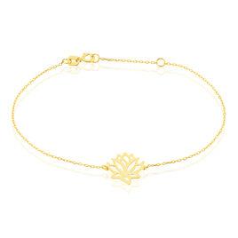 Bracelet Nevia Or Jaune - Bijoux Femme   Histoire d'Or