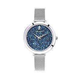 Montre Pierre Lannier Week End Style Bleu - Montres tendances Femme | Histoire d'Or
