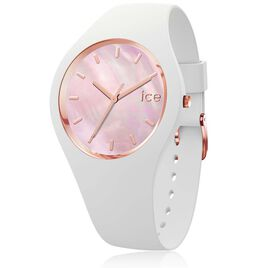 Montre Ice Watch Pearl Rose - Montres classiques Femme   Histoire d'Or