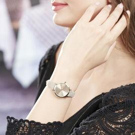 Montre Lacoste Moon Champagne - Montres Femme | Histoire d'Or