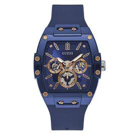 Montre Guess Phoenix Polycarbonate Bleu - Montres Homme   Histoire d'Or