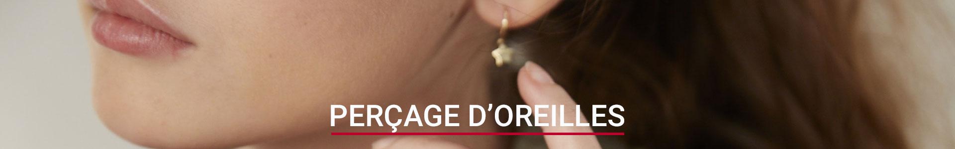 Perçage d'oreilles