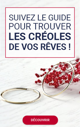 Push Guide d'achat : Créoles
